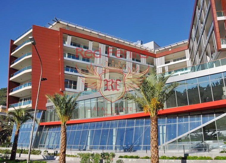 Трехкомнатная квартира в Будве на первой линии, Квартира в Регион Будва Черногория