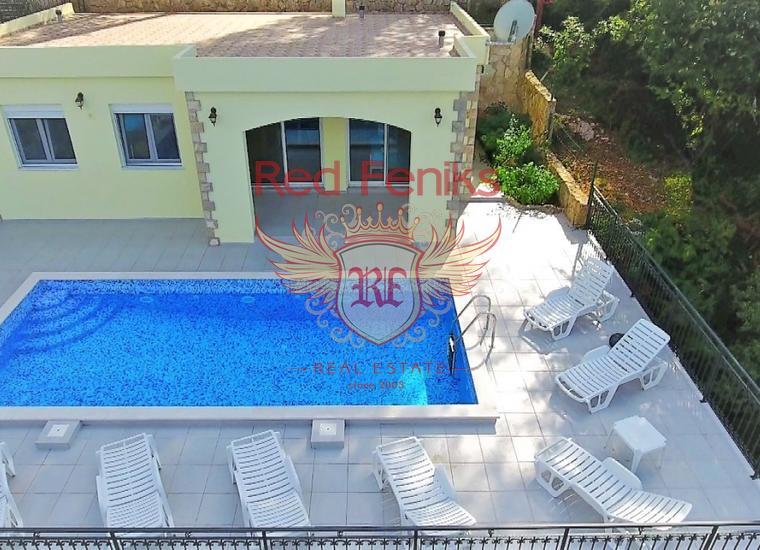 Жилой комплекс класса люкс на первой линии в Бечичи, купить квартиру в Регион Будва