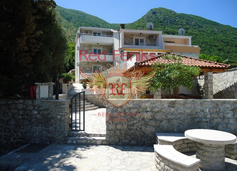Привлекательная вилла на побережье Костаньица, Вилла в Костаница Черногория