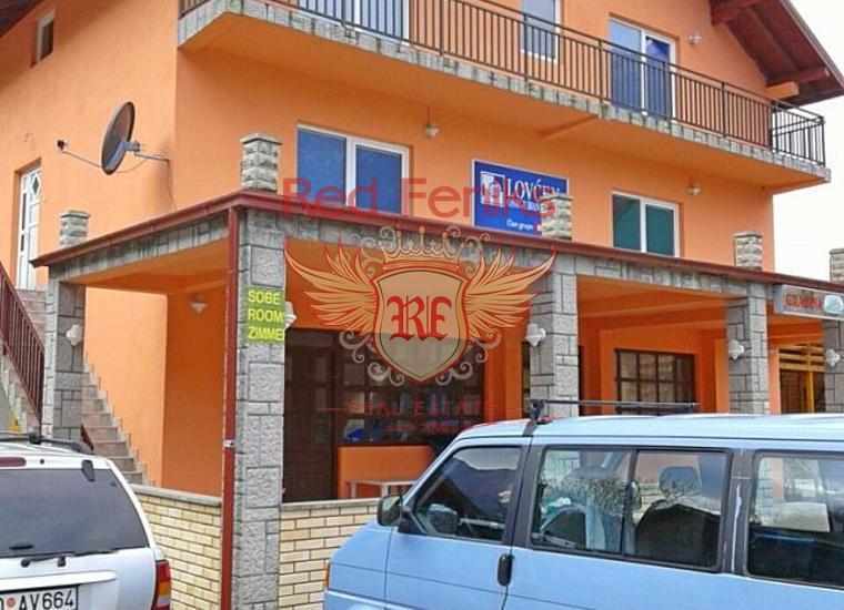 Мини отель и ресторан, Отель в Центральный район Черногория