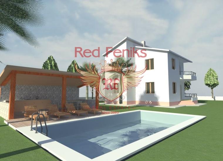 Новый дом на участке 541 м2. г. Бар, Дом в Регион Бар и Ульцинь Черногория