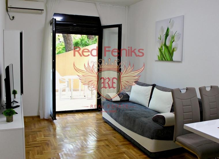 Двухкомнатная квартира в Будве, купить квартиру в Регион Будва