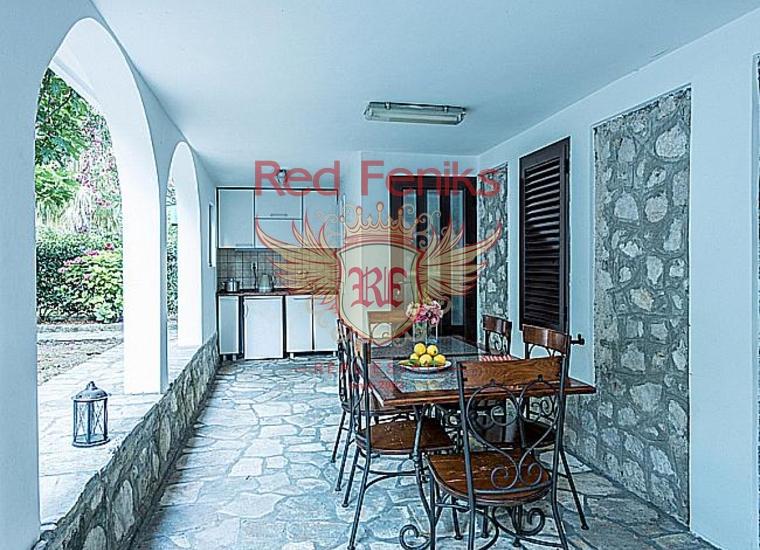 Идеальная вила на продажу в Орахоце, Черногория, купить дом в Которский залив