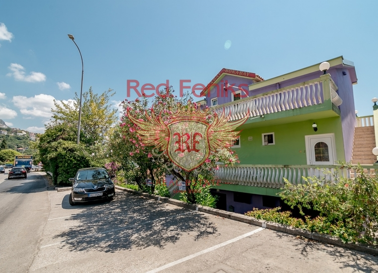 Семейный Мини Отель в Топла, Коммерческая недвижимость в Херцег Нови Черногория