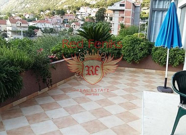 Квартира с панорамным видом в Доброте, купить квартиру в Доброта