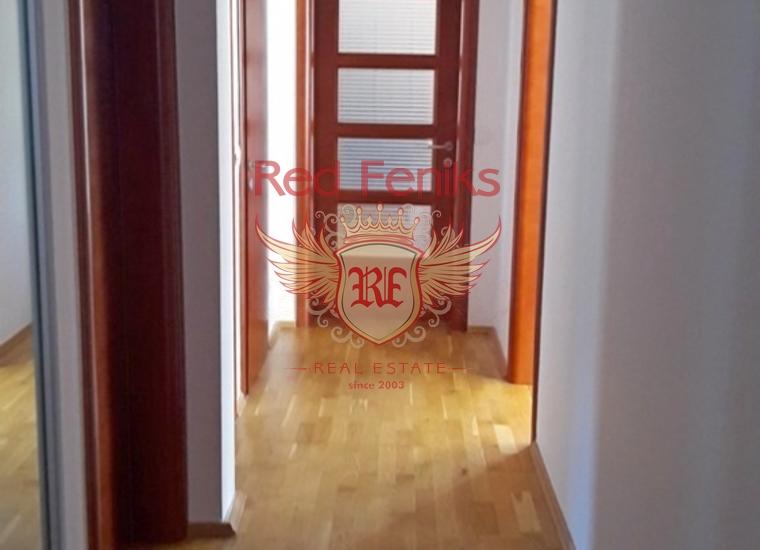Четырехкомнатная квартира в Бечичах, купить квартиру в Будва