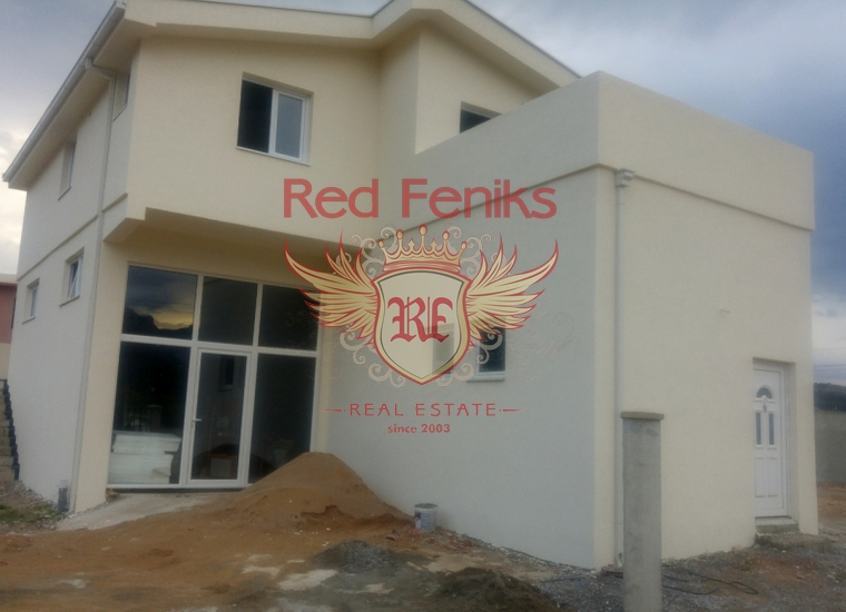 Продаётся новый дом в Баре, район Белиши.