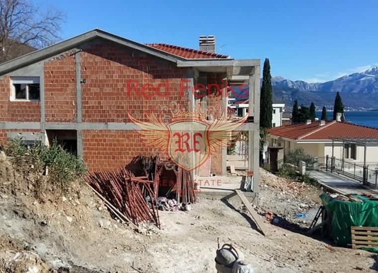 Квартиры с панорамным видом в Дженовичи, Квартира в Дженовичи Черногория