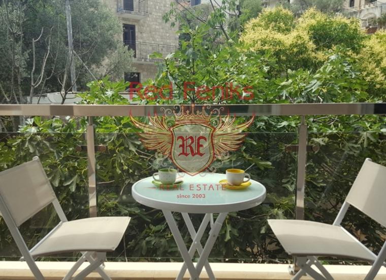 Новая Трехкомнатная Квартира в Бечичах, Квартира в Бечичи Черногория
