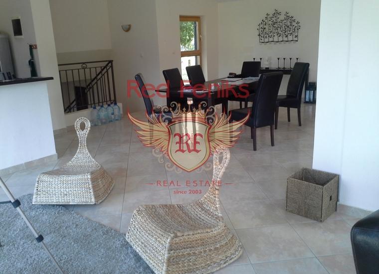 Шикарная видовая усадьба в 6 км от Котора, купить дом в Которский залив