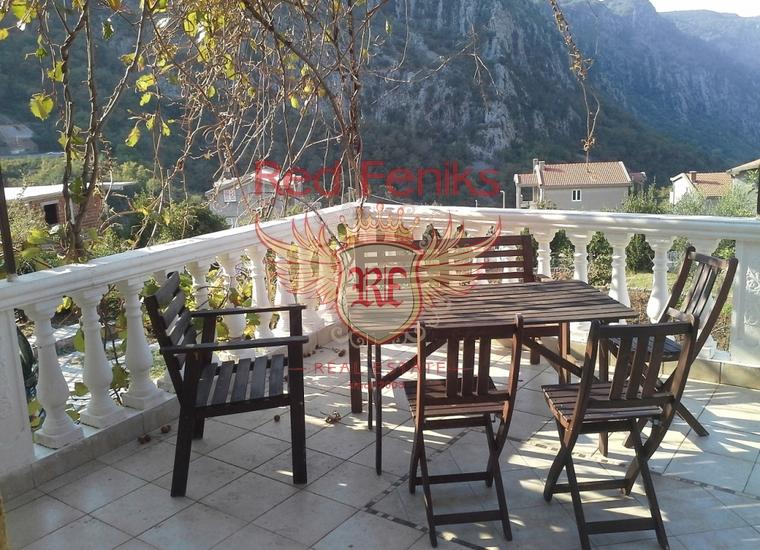 Шикарная видовая усадьба в 6 км от Котора, Вилла в Котор Черногория