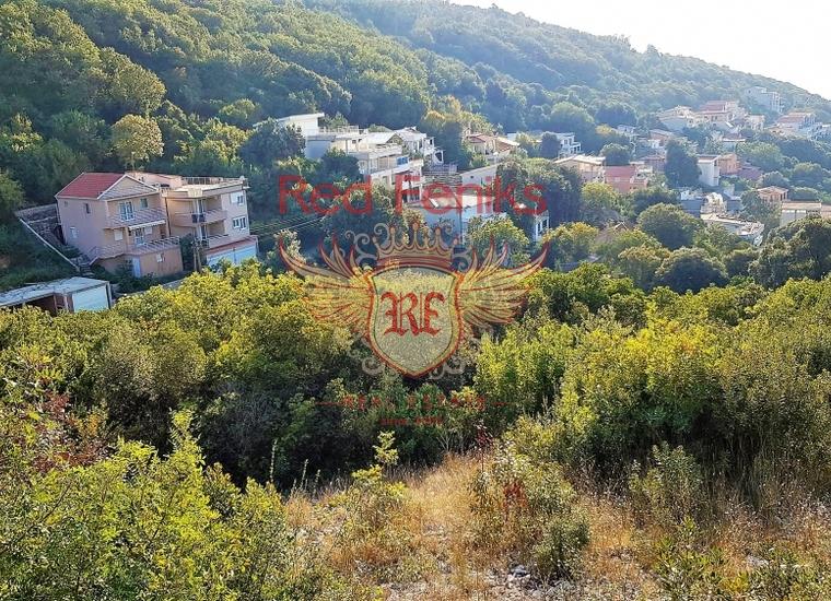 Урбанизированный Участок на продажу рядом с морем,Бар, Черногория, купить участок в Утеха