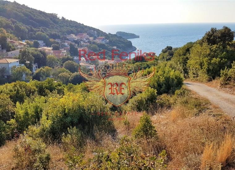 Урбанизированный Участок на продажу рядом с морем,Бар, Черногория, купить землю в Регион Бар и Ульцинь