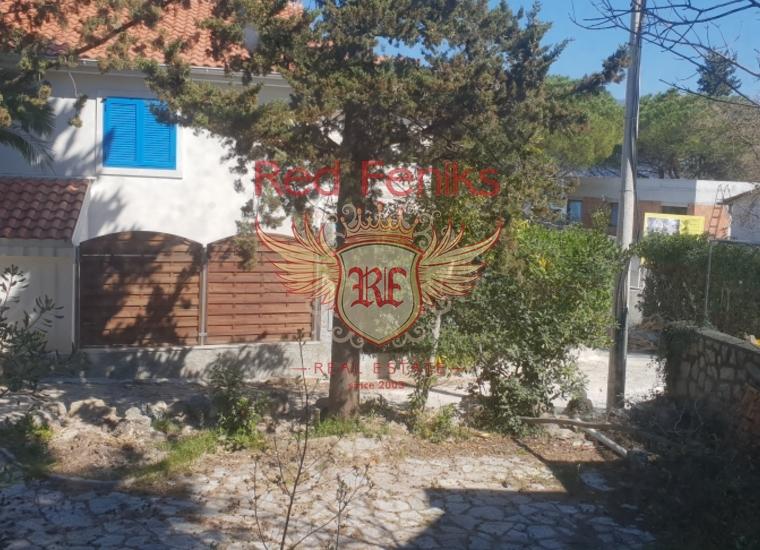 Уютный домик в Крашичи, Дом в п-ов Луштица Черногория