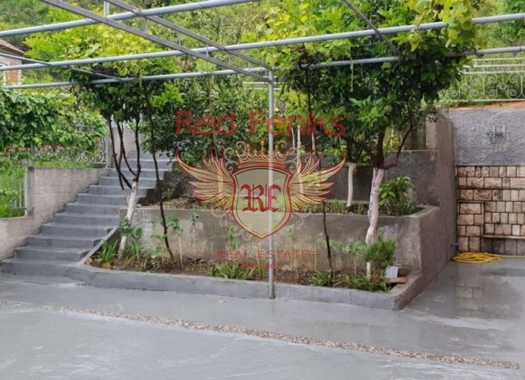 Панорамный 3-х Этажный Дом в Поди, купить виллу в Херцег Нови