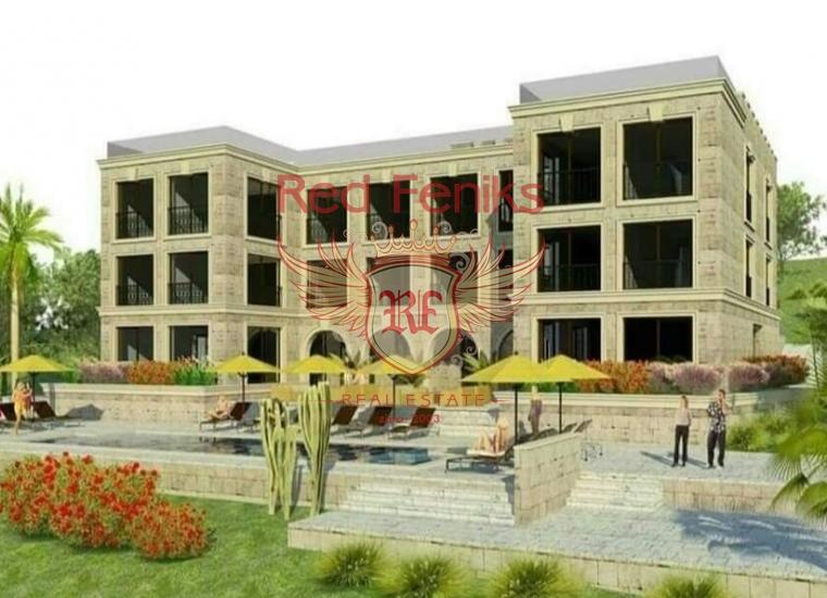 Продажа отеля в Сеоце., Отель в Регион Будва Черногория