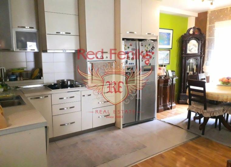 Два апартамента недалеко от пляжа города Будва, купить квартиру в Регион Будва