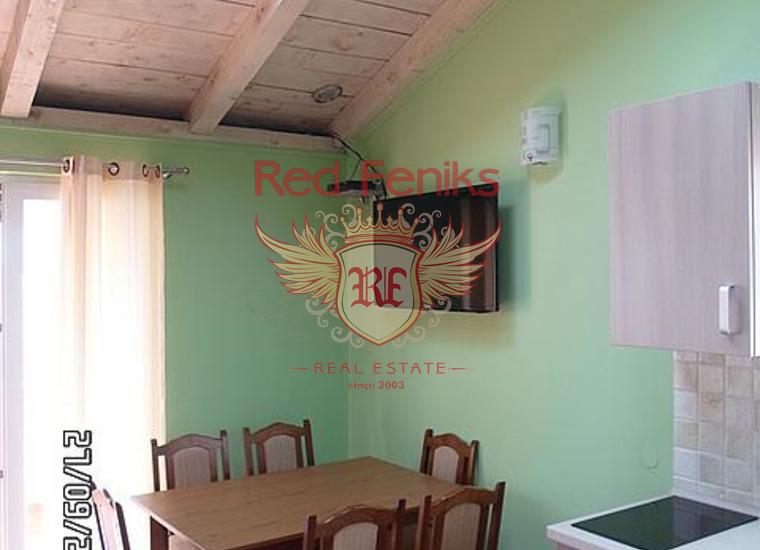 Мини отель в центре Будвы, купить коммерческую в Будва
