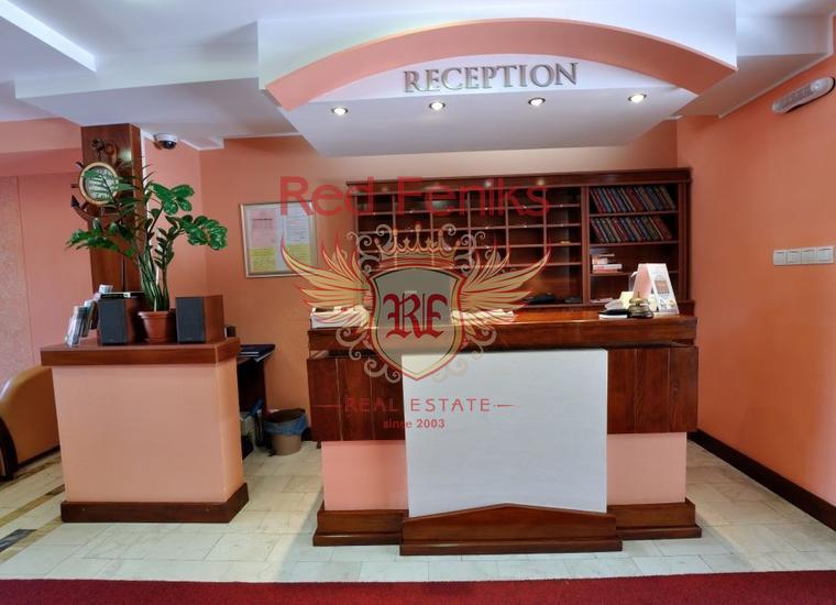Отель в Петровце, Коммерческая недвижимость в Петровац Черногория