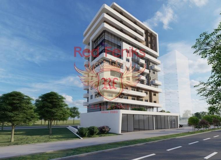 Квартиры в новом доме возле моря в Баре, купить квартиру в Регион Бар и Ульцинь