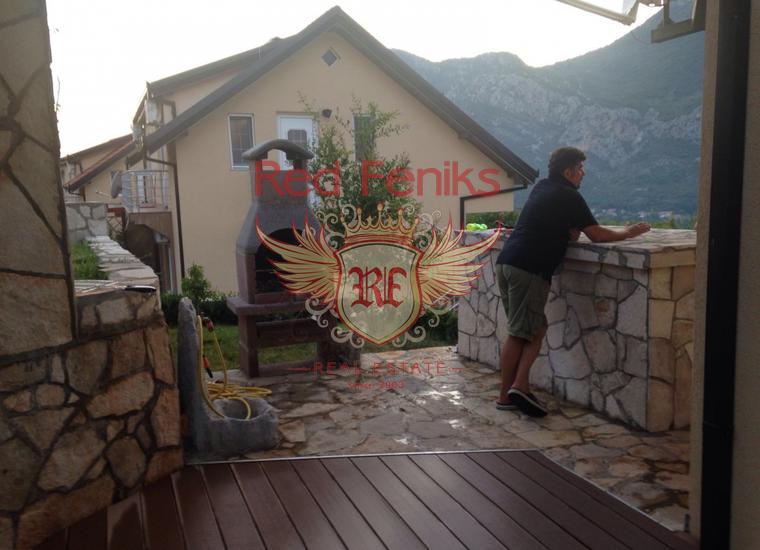 Отличная квартира с участком в загородном комплексе, Квартира в Бар Черногория