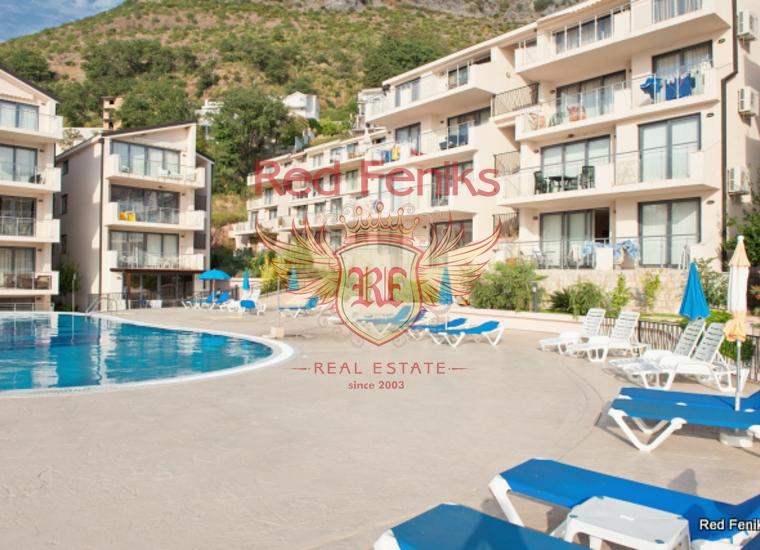 Трехкомнатная квартира в Пжно, Квартира в Пржно Черногория