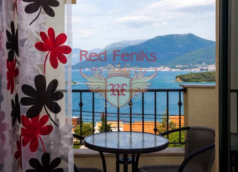 Работающий Мини Отель в Тивате, Коммерческая недвижимость в Тиват Черногория