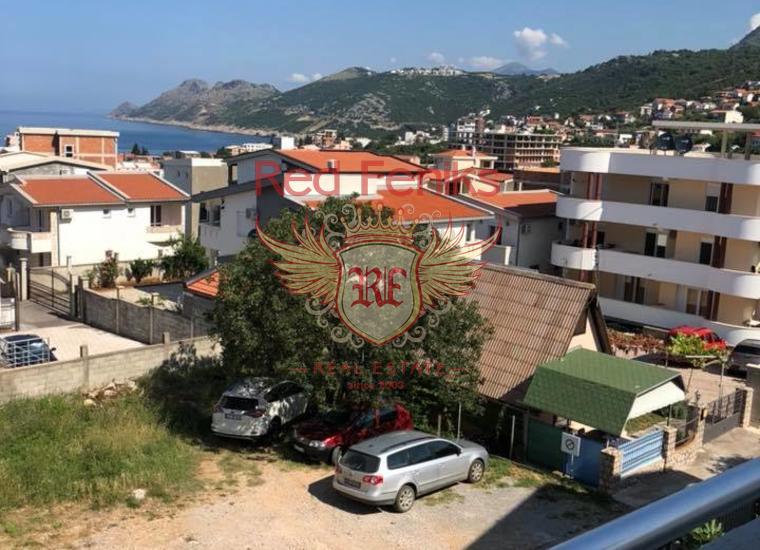 Дом с апартаментами, Вилла в Добра Вода Черногория