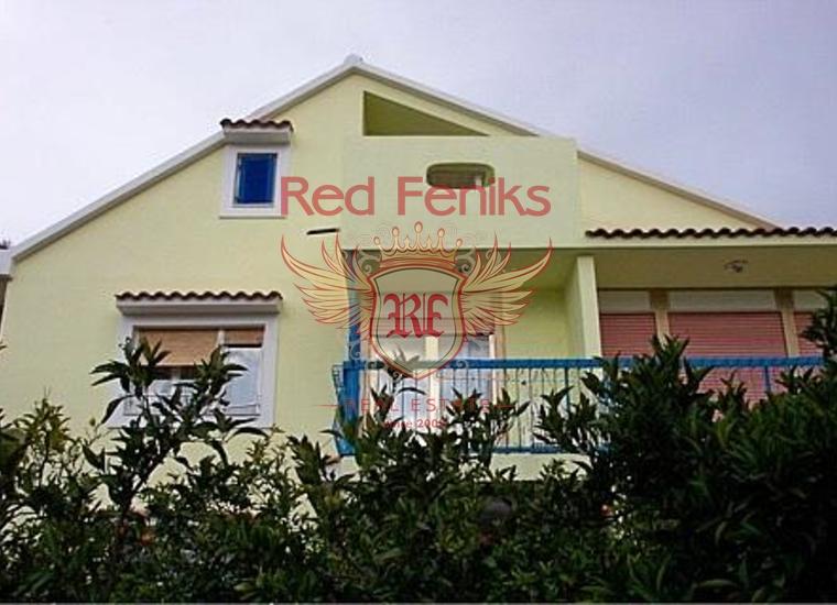 Вилла с апартаментами в Бечичах, купить коммерческую недвижимость в Регион Будва