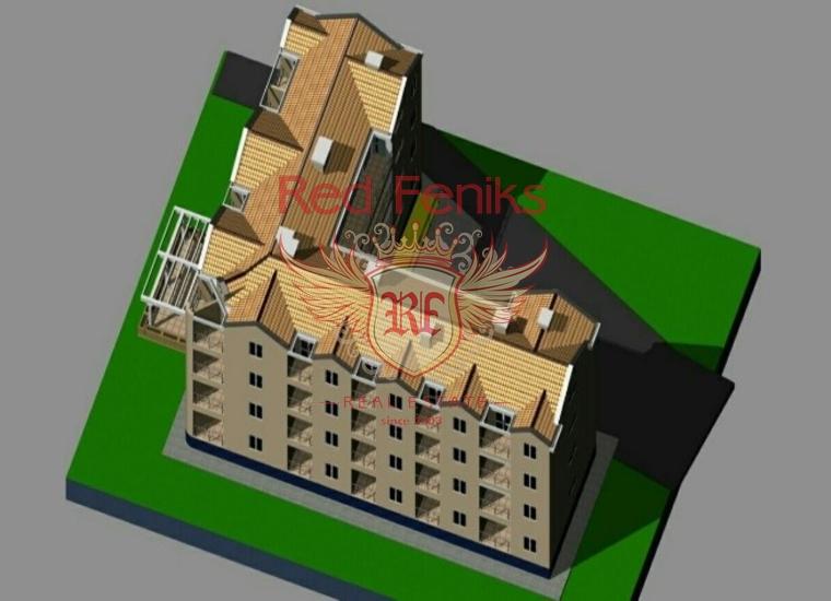 Урбанизированый участок в Игало, купить землю в Херцег Нови