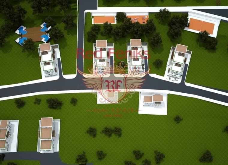 Урбанизированный Участок в Будве, купить землю в Регион Будва