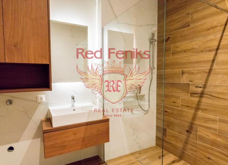 Двухкомнатная квартира в Тивате, Доня Ластва, купить квартиру в Регион Тиват