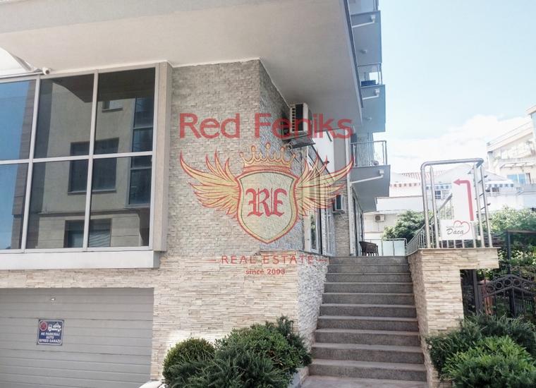 Коммерческие помещения на продажу в Будве, Черногория, купить коммерческую недвижимость в Регион Будва