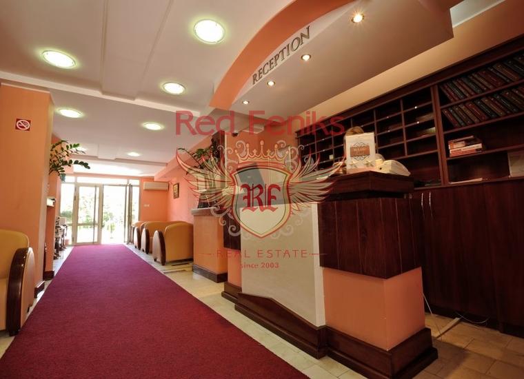 Отель в Петровце, купить коммерческую недвижимость в Регион Будва