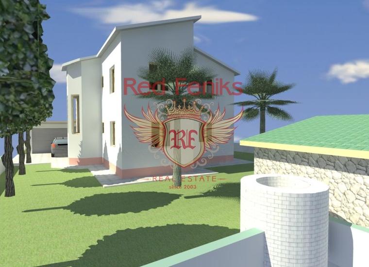 Новый дом на участке 541 м2. г. Бар, купить дом в Регион Бар и Ульцинь