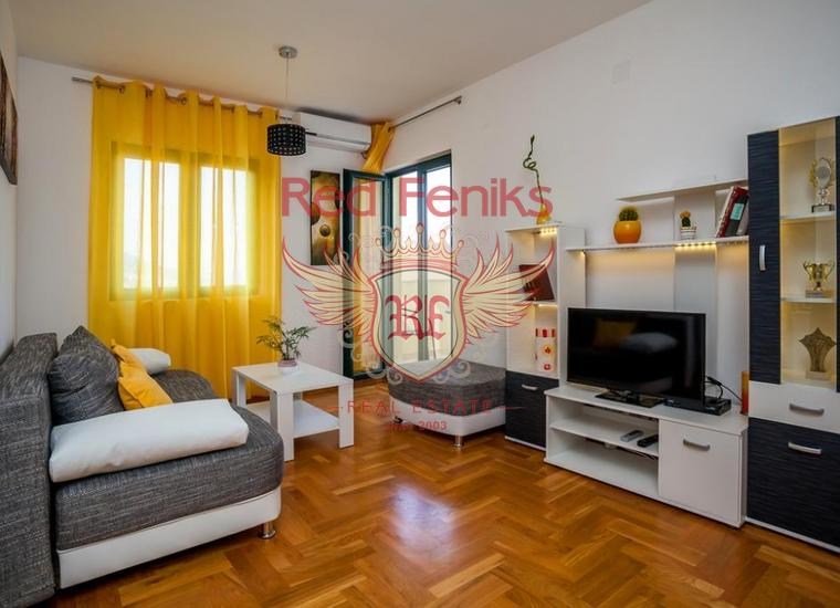 Работающий Мини Отель в Тивате, Коммерческая недвижимость в Регион Тиват Черногория
