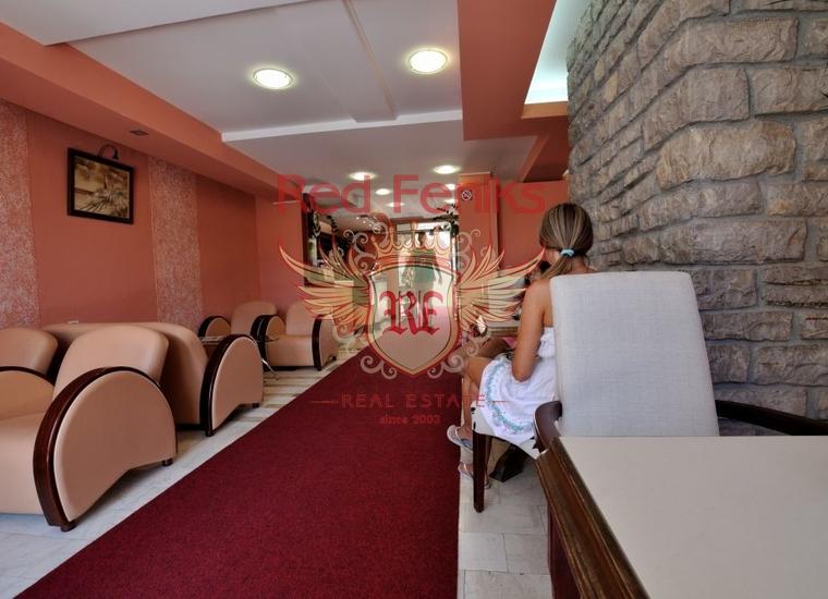 Отель в Петровце, купить коммерческую в Петровац