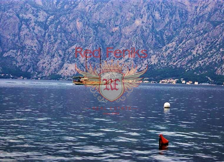 Уютный Ресторан на Берегу Залива, Коммерческая недвижимость в Которский залив Черногория