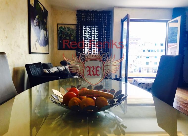 Роскошная двухуровневая квартира в центре Будвы, купить квартиру в Будва