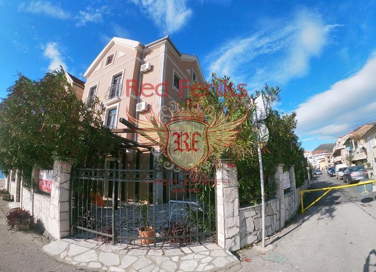 Мини Отель на Первой Линии, Тиват, Коммерческая недвижимость в Регион Тиват Черногория