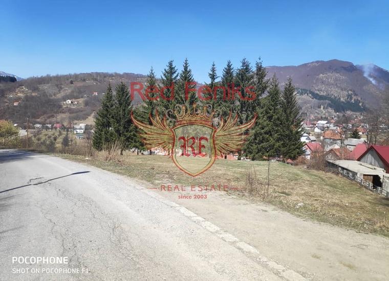 Урбанизированный участок в Колашине, купить землю в Центральный район