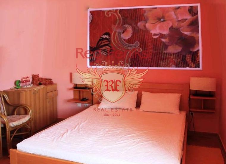 Трехкомнатная квартир в Петровце, Квартира в Регион Будва Черногория