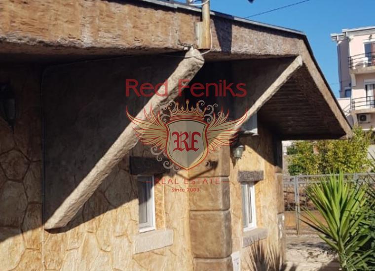 Одноэтажный Дом с Бассейном в 300м от пляжа Добра Вода Бар, Дом в Регион Бар и Ульцинь Черногория