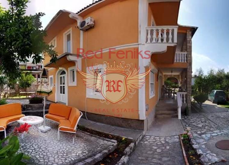 Семейны Мини Отель в Будве, Коммерческая недвижимость в Регион Будва Черногория