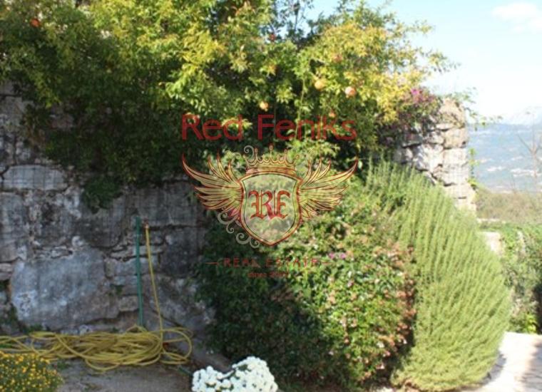 Таунхаус в Бигово, Вилла в Радовичи Черногория