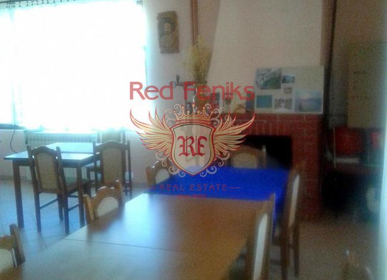 Мини отель и ресторан, Гостиница в Жабляк Черногория