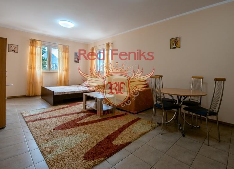 Двухкомнатная квартира в Бечичах, Квартира в Бечичи Черногория