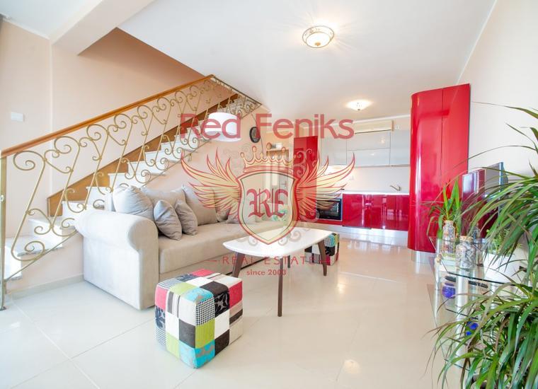 Два великолепных таунхауса в Кримовицах, купить дом в Регион Будва