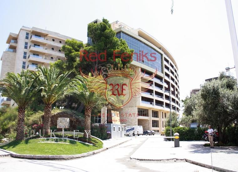 Продается квартира с видом на море в Бечичи, Будванская ривьера Черногория., купить квартиру в Регион Будва