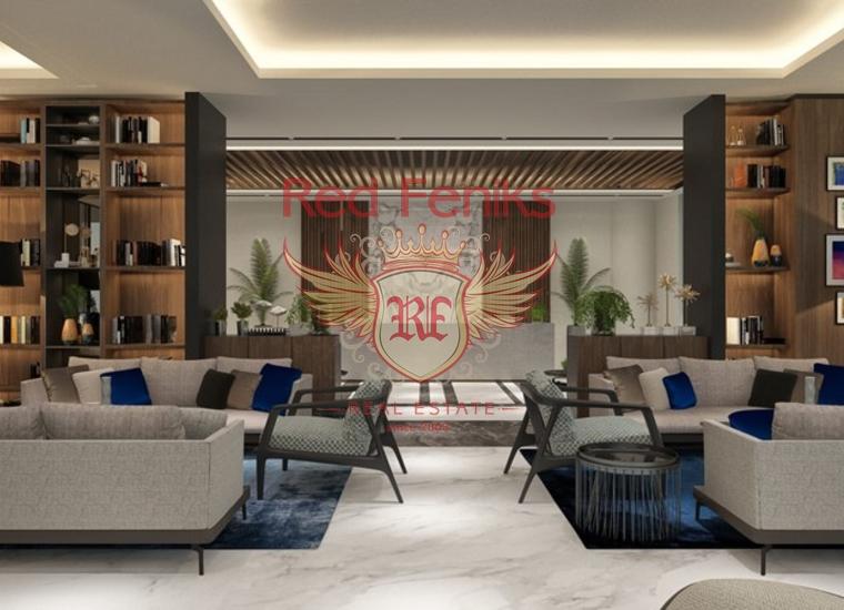Новый Жилой Комплекс Класса Люксв в Бечичи, купить квартиру в Регион Будва